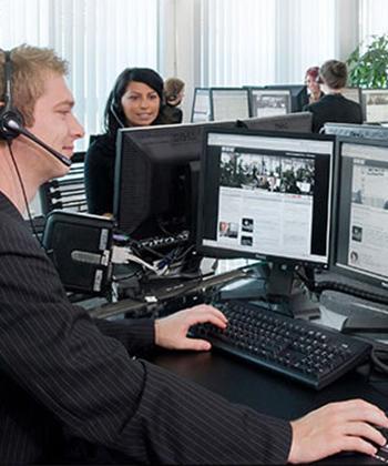 outsourcing call center